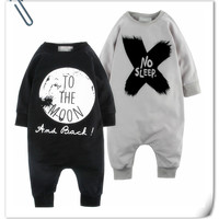 Children Baby Kids Cute Mom's baby Funny One-piece Clothing [9283968004]
