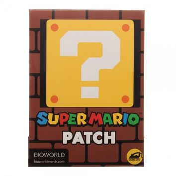 Super Mario Bros. Mystery Patch