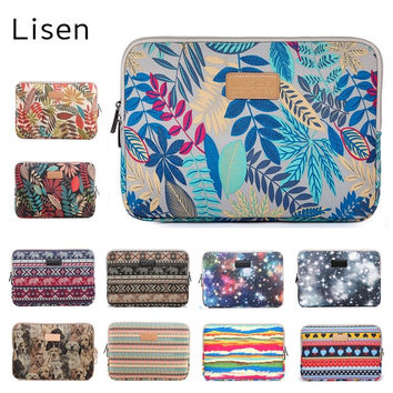 "2017 Brand Lisen Sleeve Case For Laptop 11"",12"",13"",14"",15"",15.6 inch, For ipad 9"", Bag For MacBook Air Pro 13.3"", Free Shipping"