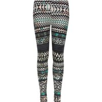 FULL TILT Ethnic Print Girls Leggings
