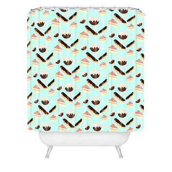 Laura Redburn Sweet Things Shower Curtain