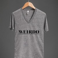 Weirdo - Hipster Shirts - Skreened T-shirts, Organic Shirts, Hoodies, Kids Tees, Baby One-Pieces and Tote Bags
