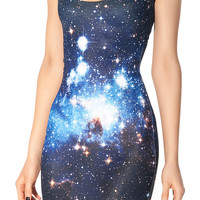 Galaxy Bodycon Mini Dress