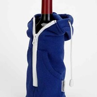 Zip it Up Wine Bottle Hoodie-