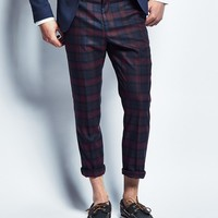 Selected Crop Mylo Sheldon Trouser - Look Sharp - Inspiration | Shop for Men's clothing | The Idle Man