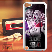 Suicide Squad Joker and Harley Quinn iPod Touch 4 iPod Touch 5 iPod Touch 6 Case