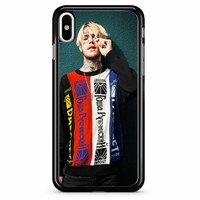 Lil Peep 4 5 iPhone X Case