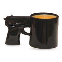 BigMouth Inc The Gun Mug