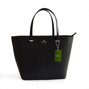 """Kate Spade"" Women Simple Fashion Water Bucket Bag High Capacity Single Shoulder Bag Handbag"