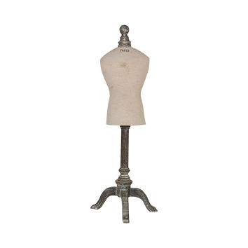 Mademoiselle Decorative Mannequin