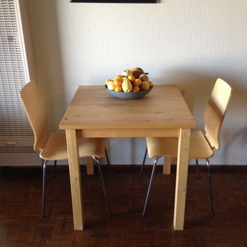 Ikea Bjorkudden Wooden Table- like Norden