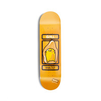 Girl Skateboards x Sanrio: Gudetama Orange