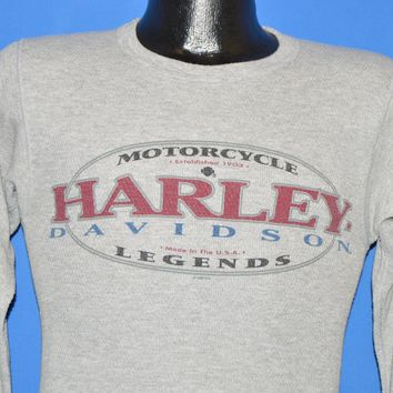 90s Harley Davidson Long Sleeve t-shirt