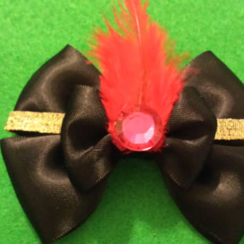 Jafar Hair Bow