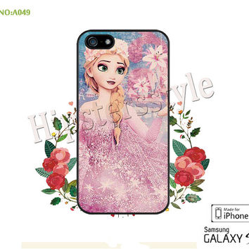 Disney frozen Phone Cases, iPhone 5/5S Case, iPhone 5C Case, iPhone 4/4S Case, covers, Disney frozen Case for iPhone-A049