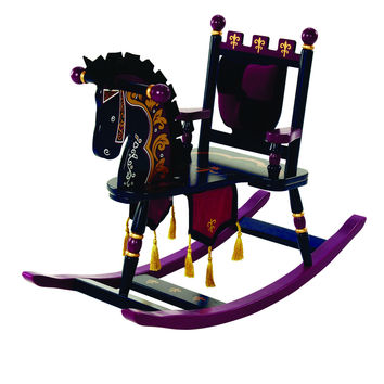 Levels of Discovery Prince Rocking Horse - RAB20002