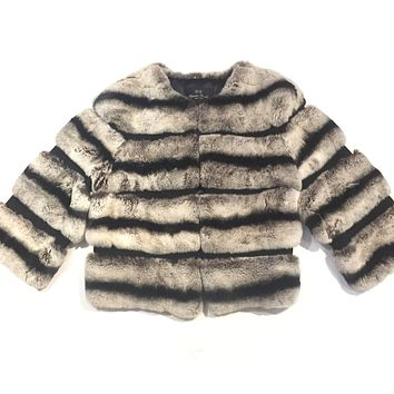 Charm Furs 9005 Chinchilla Coat