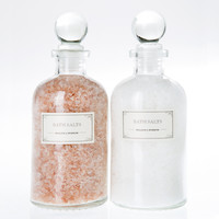 Mini Bath Salts Duo Gift Set