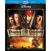 Pirates of the Caribbean: The Curse of the Black Pearl - 3-Disc Set