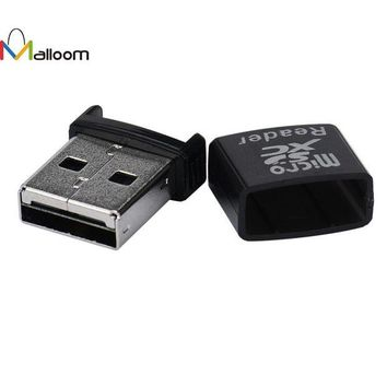 DCCKJY1 MINI Super Speed USB 2.0 Micro SD/SDXC TF Fast Transfer Rate Card Reader Adapter High Quality For Windows For Mac