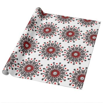 Circles Wrapping Paper