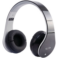 Ilive Blue Bluetooth Headphones (black)