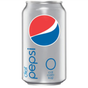 Diet Pepsi 7.5 oz Cans - Case of 24