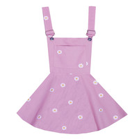 Bonne Chance Collections — Sweet Daisy Overalls Dress