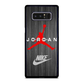 AIR JORDAN Samsung Galaxy Note 8 Case Cover