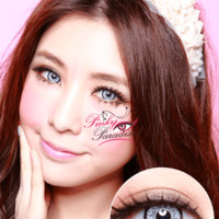EOS Dolly Eye Grey Circle Lenses (Colored Contacts)