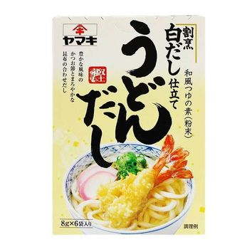 Yama-ki Udon Dashi Soup Stock, 1.6 oz (48 g)