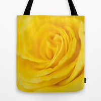 Yellow Rose of Texas Tote Bag by Bruce Stanfield