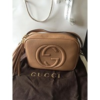 GUCCI tide brand female fashion mini camera bag shoulder diagonal package