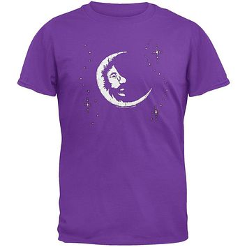 Jerry Garcia - Moon T-Shirt