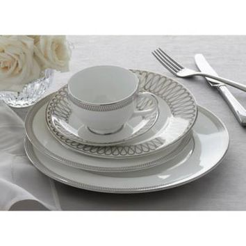 Monique Lhuillier Waterford® Opulence Dinnerware Collection
