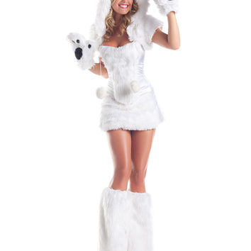 """Polar Bear"" Costume"