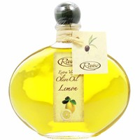 Lemon Infused Extra Virgin Olive Oil by Ranise from Liguria, 6.7 oz