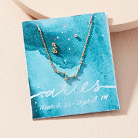 Constellation Jewelry Gift Set