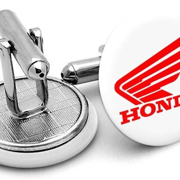 Honda Motorcycles Cufflinks