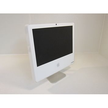Apple iMac 4.1 All In One 17 Inch Computer 160GB HD 1.83GHz Intel Duo Core A1173 -- Used