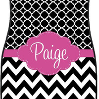 Car Mats Father's Day Gift Ideas Car Accessories Monogrammed Car Mat Chevron Personalized Car Mats  Monogrammed Car Mats
