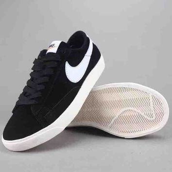 Nike Blazer Low Women Men Fashion Casual Old Skool Low-Top Shoes