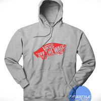 Vans Off The Wall Hoodie Skatboarding Apparel