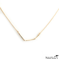 Tiny Gold Constellation Necklace