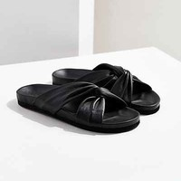 Supple Leather Twist Slide - Urban Outfitters