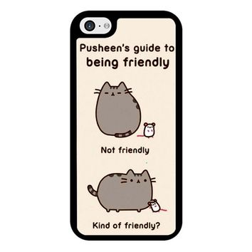 I M Pusheen The Cat 3 iPhone 5/5S/SE Case
