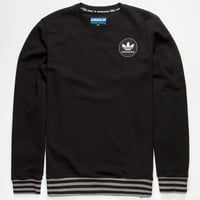 Adidas Adv 2.0 Mens Sweatshirt Black  In Sizes