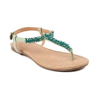 Womens Report Cari Sandal, Mint | Journeys Shoes