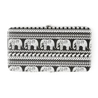 Elephant Hardcase Wallet | Claire's