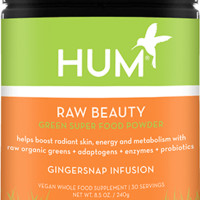 Raw Beauty - Gingersnap - HUM Nutrition Beauty Vitamins & Supplements